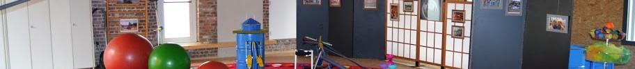 Découvrir, s'initier et se perfectionner aux techniques de cirque: jonglerie (diabolo, balles, bâton du diable...), équilibre (boule, rolla-bolla...), jeu d'acteur et acrobatie (pyramides humaines...).